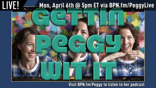 Gettin Peggy Wit It