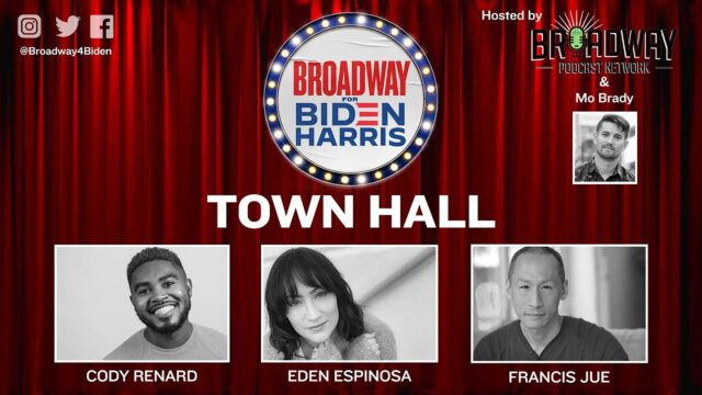 Broadway For Biden Town Hall: Job Opportunities and Unemployment
