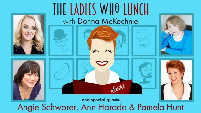 THE LADIES WHO LUNCH S1 Ep4 Angie Schworer, Ann Harada, Pamela Hunt